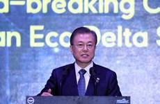 Hàn Quốc xác nhận cuộc gặp thượng đỉnh Hàn-Trung vào tuần tới
