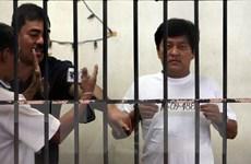 Philippines kết án những kẻ chủ mưu vụ thảm sát chính trị đẫm máu