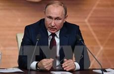 Tổng thống Putin: Nga muốn bình thường hóa quan hệ với châu Âu