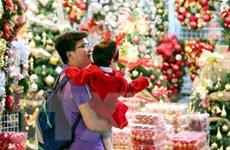 Nhiều đơn vị kinh doanh kích cầu tiêu dùng trong dịp Giáng sinh 2019