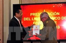 Giới thiệu Sách Trắng Quốc phòng Việt Nam tại Cuba