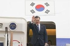 Hàn-Trung nhất trí thúc đẩy đàm phán mở rộng quy mô FTA song phương