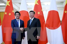 Ông Abe muốn mời ông Tập Cận Bình thăm cấp nhà nước bất chấp phản đối