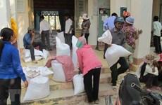 Xuất cấp hơn 110.780 tấn gạo hỗ trợ nhân dân trong năm 2019