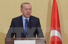 Thổ Nhĩ Kỳ thông báo về kế hoạch đưa quân đội vào Libya