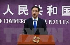 Trung Quốc vẫn liên hệ chặt chẽ với Mỹ về ký thỏa thuận thương mại