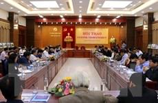 Hội thảo về Đề án Festival Vì hòa bình tại tỉnh Quảng Trị
