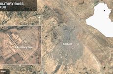 Iraq: Tấn công bằng rocket làm công dân Mỹ thương vong