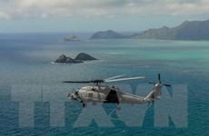 Mỹ: Tìm thấy thi thể của 6 nạn nhân trong vụ rơi trực thăng ở Hawaii