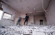 Nga lên án các cuộc không kích của Mỹ tại Iraq và Syria