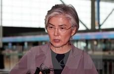 Hàn Quốc hy vọng bước tiến lớn đên hòa bình trên bán đảo Triều Tiên
