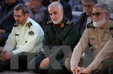 Vụ tướng Iran Soleimani bị ám sát: Trung Quốc kêu gọi các bên kiềm chế