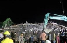 Campuchia bắt giữ các đối tượng chịu trách nhiệm về công trình bị sập
