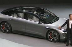 """CES 2020: Sony ra mắt mẫu xe ôtô điện mới """"Vision S"""""""