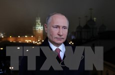 Tổng thống Nga Putin bất ngờ thăm Syria để gặp Tổng thống Assad
