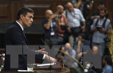 Ông Pedro Sanchez tiếp tục giữ chức Thủ tướng Tây Ban Nha nhiệm kỳ 2