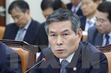 Căng thẳng Mỹ-Iran: Bộ Quốc phòng Hàn Quốc họp khẩn
