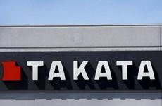 Hãng Takata thu hồi 10 triệu xe ôtô tại Mỹ để thay túi khí