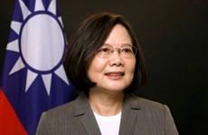Bà Thái Anh Văn tái đắc cử người đứng đầu chính quyền Đài Loan