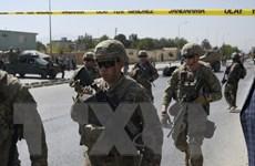 NATO: Hai lính Mỹ thiệt mạng trong vụ đoàn xe trúng mìn ở Afghanistan
