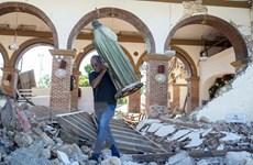 Mỹ: Puerto Rico rung chuyển vì trận động đất có độ lớn 6