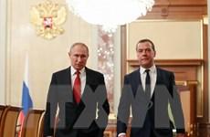 Thủ tướng Nga đồng ý đảm nhận vai trò trong Hội đồng An ninh mới