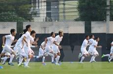 U23 châu Á 2020: U23 Việt Nam dồn sức cho trận gặp Triều Tiên