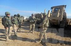New York Times: Mỹ nối lại hoạt động quân sự chung với Iraq