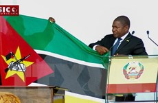 Thủ tướng và 17 bộ trưởng mới của Mozambique tuyên thệ nhậm chức