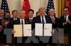 Hàn Quốc quan ngại hoạt động xuất khẩu gặp khó do thỏa thuận Mỹ-Trung