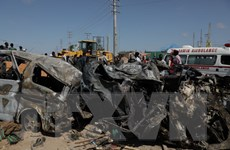 Khủng bố al-Shabab nhận gây ra vụ đánh bom liều chết ở Somalia