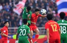 """Vòng chung kết U23 châu Á 2020: VAR khiến U23 Thái Lan """"ôm hận"""""""