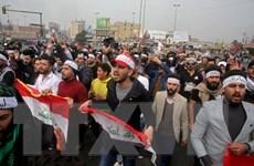 Biểu tình bạo lực ở Iraq khiến ít nhất 13 người bị thương