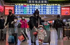 Hàn Quốc nâng mức cảnh báo đi lại tới Hồ Bắc của Trung Quốc
