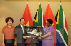 Nam Phi coi Việt Nam là một trong những đối tác hàng đầu ở Đông Nam Á