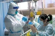 """""""Trung Quốc phải dựa vào người dân để chiến thắng bệnh viêm phổi cấp"""""""