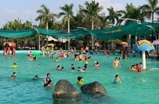 Hai trẻ tử vong khi chơi ở hồ bơi trong khu du lịch sinh thái