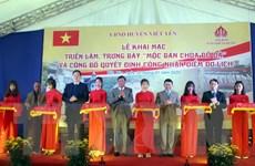 Bắc Giang: Triển lãm, trưng bày Bảo vật quốc gia Mộc bản chùa Bổ Đà