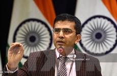 Ấn Độ kêu gọi giải pháp 2 nhà nước cho xung đột Israel-Palestine