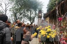 Khai hội Chùa Hương Tích, mở đầu năm du lịch Hà Tĩnh 2020