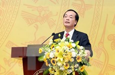 """Bộ trưởng Phạm Hồng Hà: Hoàn thiện thể chế để tạo """"gốc"""" vững chắc"""