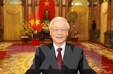 Điện mừng 70 năm thiết lập quan hệ ngoại giao giữa Việt Nam-LB Nga