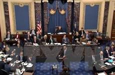 Thượng viện Mỹ có thể ra phán quyết cuối với ông Trump vào ngày 5/2