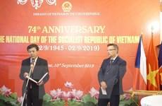 Việt Nam và Séc chuẩn bị kỷ niệm 70 năm thiết lập quan hệ ngoại giao