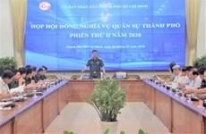 Thành phố Hồ Chí Minh sẵn sàng cho Ngày hội tòng quân năm 2020