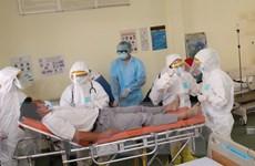 Đưa vào hoạt động bệnh viện dã chiến 2019-nCoV 300 giường tại TP.HCM