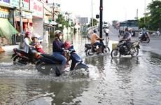 TP. Hồ Chí Minh chuẩn bị ứng phó đợt triều cường dự báo cao 1,66m
