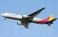 Hàng hàng không Asiana Airlines tiếp tục thua lỗ gần 200 triệu USD