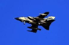 Chiến đấu cơ Tornado của Saudi Arabia bị rơi tại Yemen