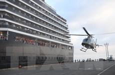 Thái Lan kiểm soát chặt du khách tàu Westerdam từ Campuchia nhập cảnh